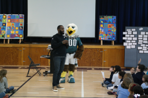 Q & A with #27 Malcolm Jenkins @ SWOOP